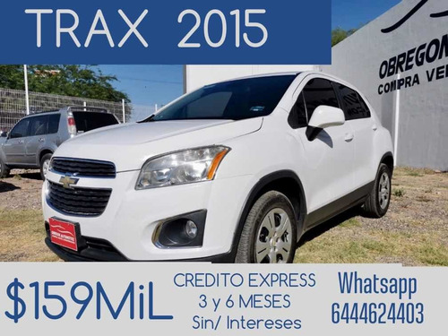 chevrolet trax 1.8 lt mt 2015