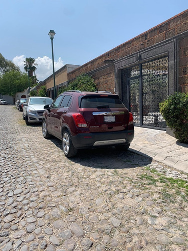 chevrolet trax-c 2016 impecable
