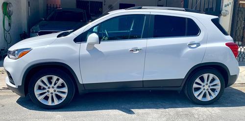 chevrolet trax premier 2019 color blanco la mas equipada