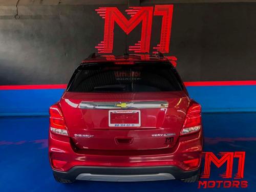 chevrolet trax premier at 2018 roja $ 279,000