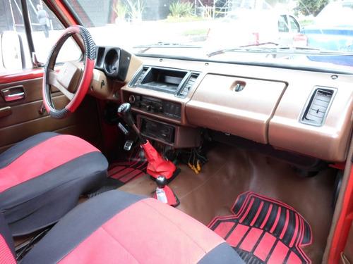 chevrolet trooper 1992 4x4 cabinado