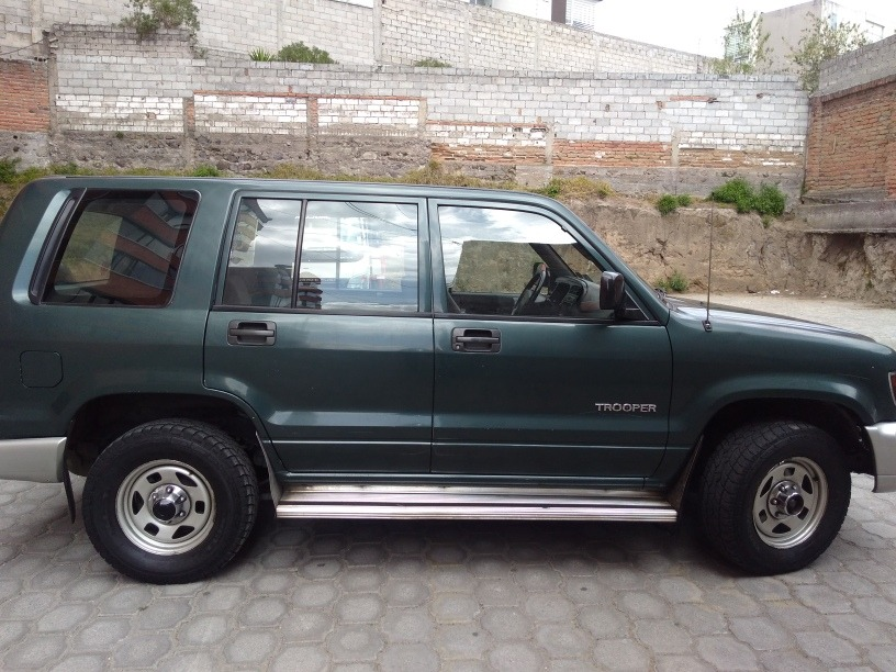 Chevrolet Trooper Us 10900 En Mercado Libre