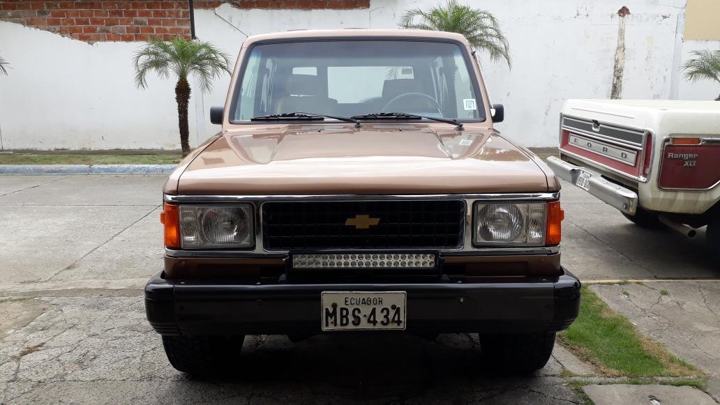 Chevrolet Trooper Us 8500 En Mercado Libre