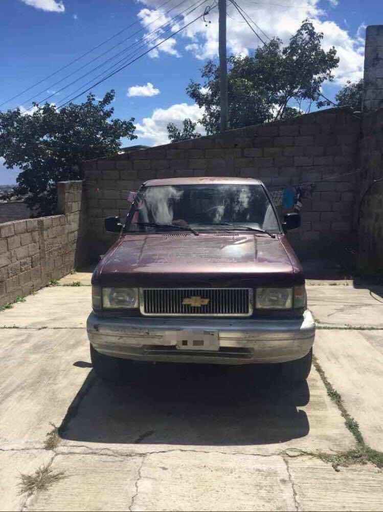 Chevrolet Trooper Us 6500 En Mercado Libre