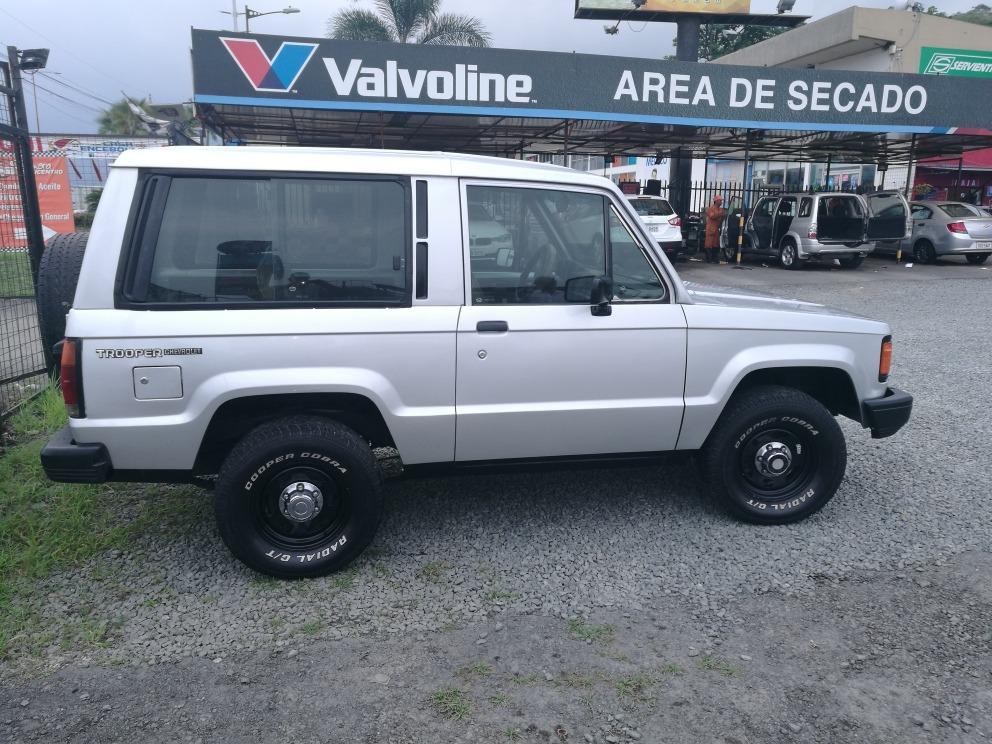 Chevrolet Trooper Us 8600 En Mercado Libre