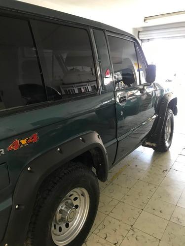 chevrolet trooper dlx 2600 modelo 1993 verde exc estado