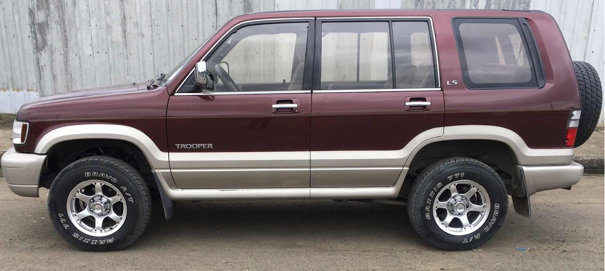 Chevrolet Trooper V6 32 4x4 Us 17000 En Mercado Libre