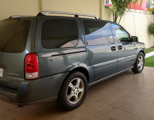 chevrolet uplander b extendida aac at