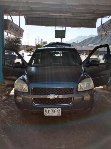 chevrolet uplander c extendida aac rines dvd at 2007