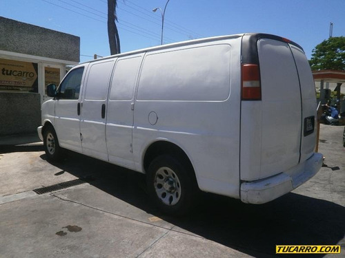chevrolet van express