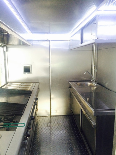 chevrolet vanette conversión y fabricacion a  food truck