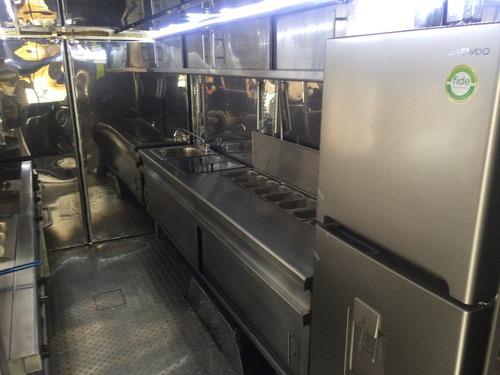 chevrolet vanette food truck  1998