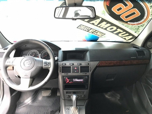 chevrolet vectra 2.4 16v elite flex power autómatico  2006