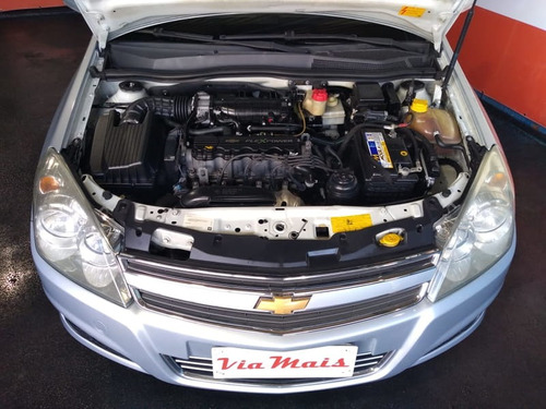 chevrolet vectra elegance 2.0 8v(flexpower) (aut.) 4p