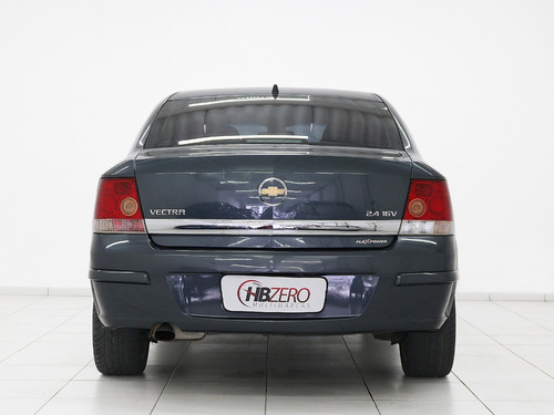 chevrolet vectra elite 2.4 16v aut 4p 2007