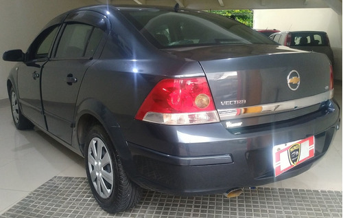 chevrolet vectra expression 2.0 2009 completo flex