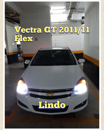 chevrolet vectra gt 2011 2.0 flex power aut. 5p