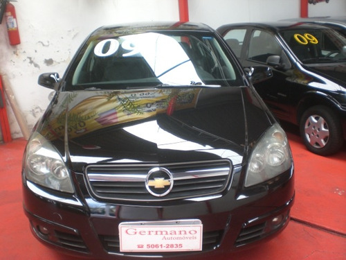 chevrolet vectra gt-x 2.0flex power aut. 5p preto 08/09