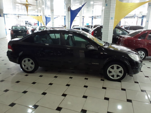 chevrolet vectra sedan 2.0 preto flex 2007