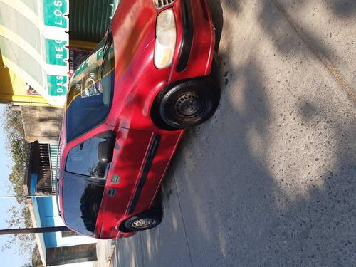 chevrolet, venture 1997 color roja de 6 cilindros.