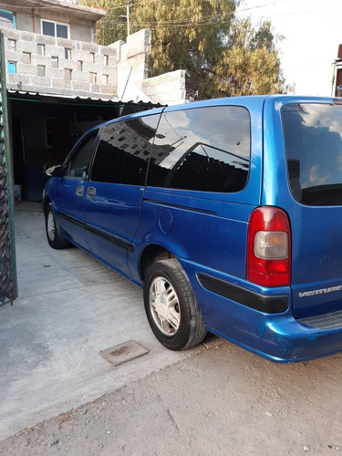 chevrolet venture minivan ls larga aa at 1997