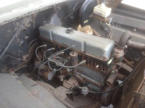 chevrolet veraneio 1973 6cc gasolina p/ retirada de peças