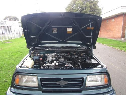 chevrolet vitara 1.6 mecánica 5 puertas 4x4