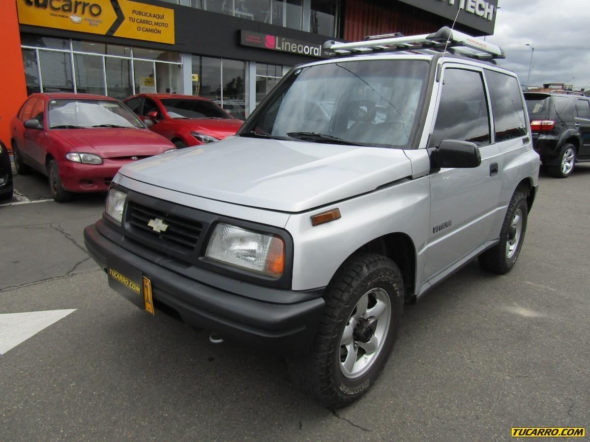 Tu Carro Com >> Chevrolet Vitara Mt 1600