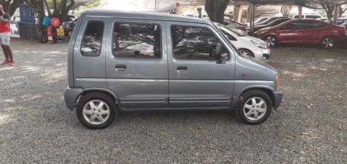 chevrolet wagon r 2002