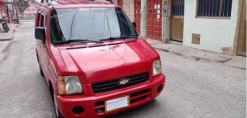 chevrolet wagon r r