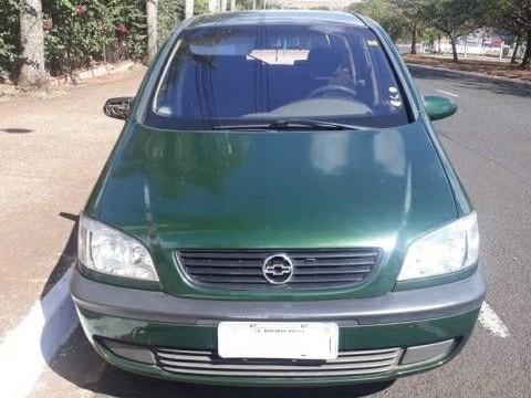 Chevrolet Zafira 20 8v 5p 2002 R 14999 Em Mercado Libre