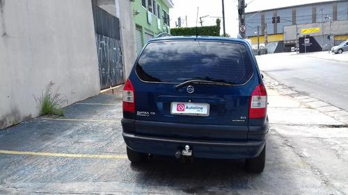 chevrolet zafira 2.0 8v 5p aut revisada 2003 $18990 financia