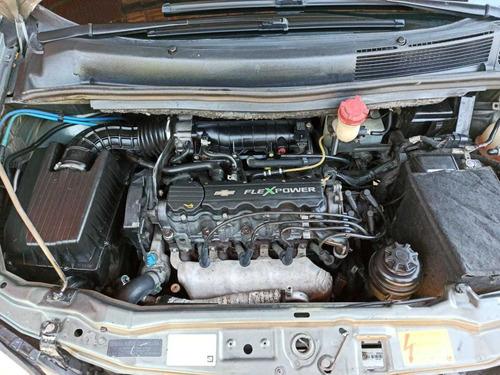 chevrolet zafira 2.0 collection flex power aut. 5p 2012