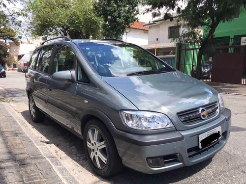 chevrolet zafira 2.0 collection flex power aut. 5p 2012