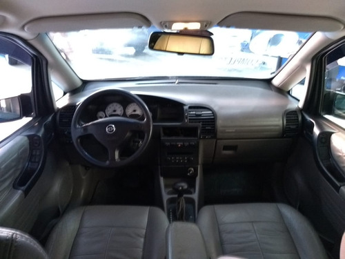 chevrolet zafira 2.0 elegance flex aut. ent. + 48x r$750,00