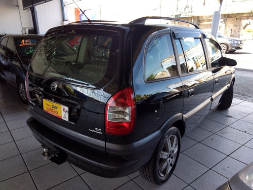 chevrolet zafira 2.0 elegance flex power 5p 2006