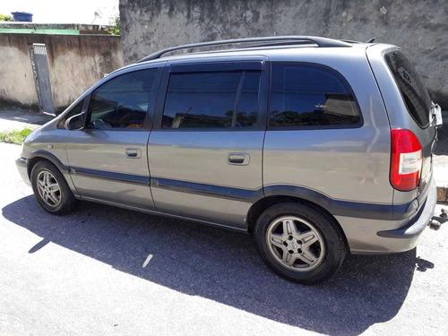 chevrolet zafira 2.0 elegance flex power aut. 5p 2005