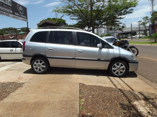 chevrolet zafira 2.0 elegance flex power aut. 5p 2006