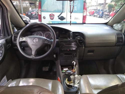 chevrolet zafira 2.0 elegance flex power aut. 5p 2012