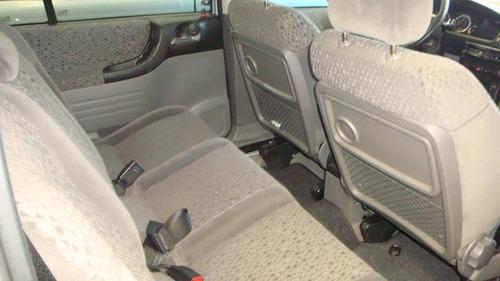 chevrolet zafira 2.0 elegance flex power aut. 5p