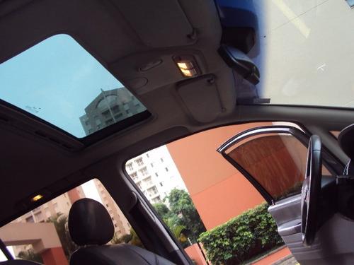 chevrolet zafira 2.0 elite flex power - ano 2006 aut + teto