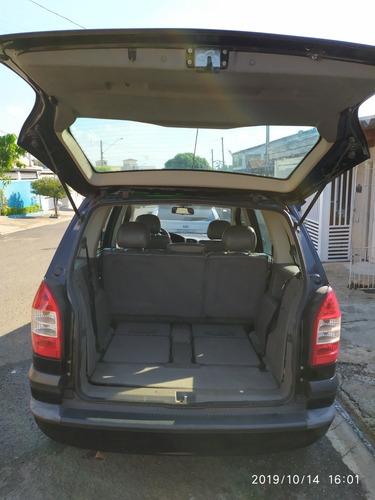 chevrolet zafira 2.0 elite flex power aut. 5p 2006