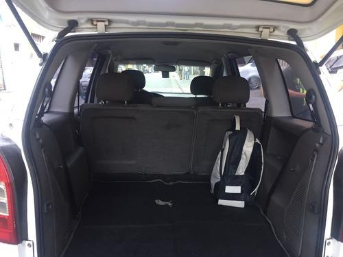 chevrolet zafira 2.0 elite flex power aut. 5p 2008