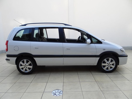 chevrolet zafira 2.0 elite flex power aut. 5p 2009