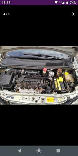 chevrolet zafira 2.0 expression flex power aut. 5p 2009