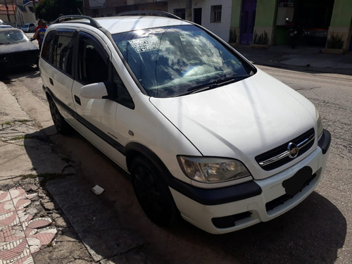 chevrolet zafira 2.0 expression flex power aut. 5p 2010