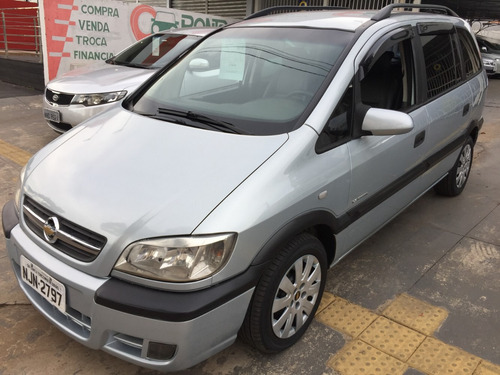 chevrolet zafira 2.0 expression flex power aut. 7 lugares