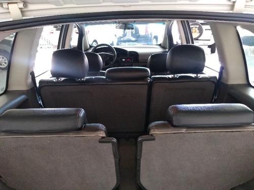 chevrolet zafira 2.0 flex comfort completa **7 lugares**