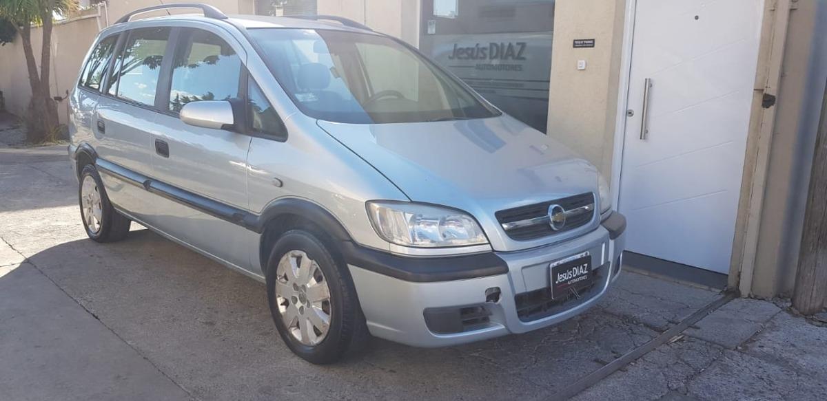 Chevrolet Zafira 20 Gl 2008 190000 En Mercado Libre