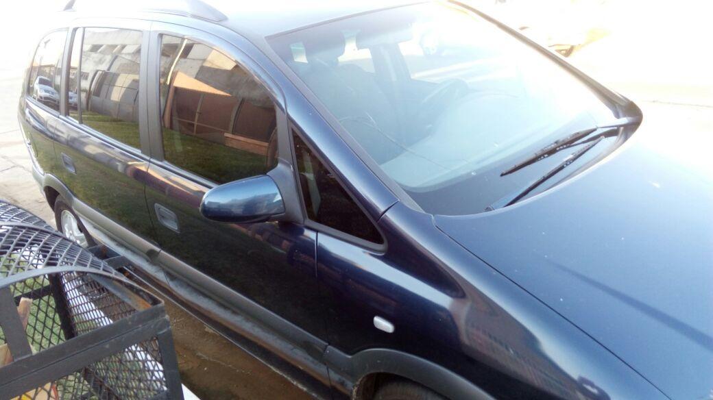 Chevrolet Zafira 20 Gl 2008 180000 En Mercado Libre
